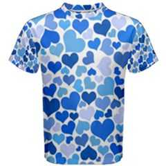 Heart 2014 0921 Men s Cotton Tees