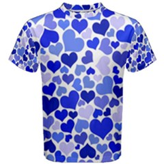 Heart 2014 0923 Men s Cotton Tees