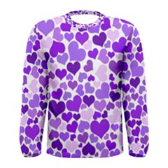 Heart 2014 0927 Men s Long Sleeve T-shirts