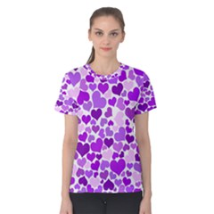 Heart 2014 0928 Women s Cotton Tees