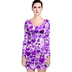 Heart 2014 0928 Long Sleeve Bodycon Dresses