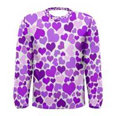 Heart 2014 0928 Men s Long Sleeve T-shirts
