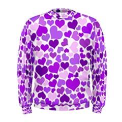 Heart 2014 0928 Men s Sweatshirts