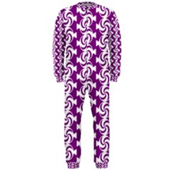 Candy Illustration Pattern OnePiece Jumpsuit (Men)