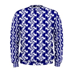 Candy Illustration Pattern Men s Sweatshirts