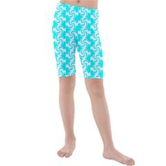 Candy Illustration Pattern Kid s swimwear