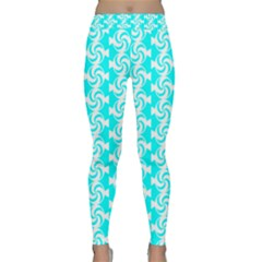 Candy Illustration Pattern Yoga Leggings