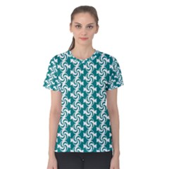 Cute Candy Illustration Pattern For Kids And Kids At Heart Women s Cotton Tees