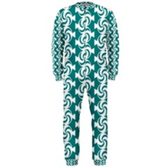 Cute Candy Illustration Pattern For Kids And Kids At Heart OnePiece Jumpsuit (Men)