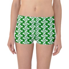 Candy Illustration Pattern Boyleg Bikini Bottoms