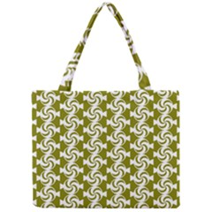 Candy Illustration Pattern Tiny Tote Bags