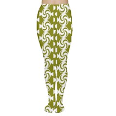 Candy Illustration Pattern Women s Tights