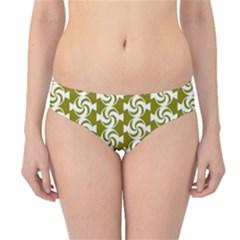 Candy Illustration Pattern Hipster Bikini Bottoms