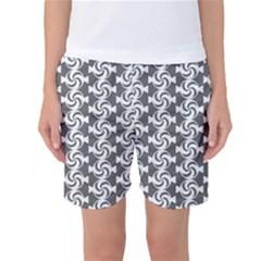 Candy Illustration Pattern Women s Basketball Shorts