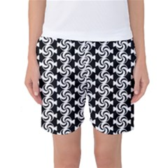 Candy Illustration Pattern Women s Basketball Shorts