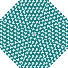 Cute Baby Socks Illustration Pattern Folding Umbrellas