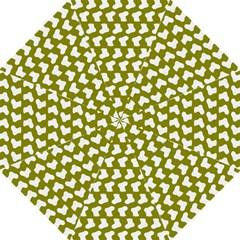 Cute Baby Socks Illustration Pattern Straight Umbrellas