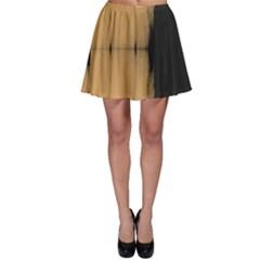 Sunset Black Skater Skirts