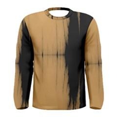 Sunset Black Men s Long Sleeve T-shirts