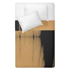 Sunset Black Duvet Cover (single Size)