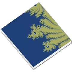 Blue and Green Design Small Memo Pads