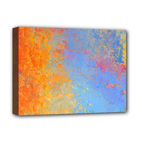 Hot And Cold Deluxe Canvas 16  X 12