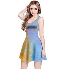 Hot And Cold Reversible Sleeveless Dresses