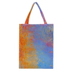 Hot And Cold Classic Tote Bags