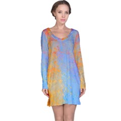 Hot and Cold Long Sleeve Nightdresses
