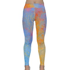 Hot and Cold Yoga Leggings
