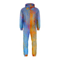 Hot and Cold Hooded Jumpsuit (Kids)