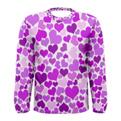 Heart 2014 0929 Men s Long Sleeve T Shirts