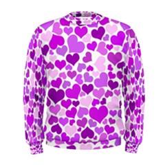 Heart 2014 0929 Men s Sweatshirts
