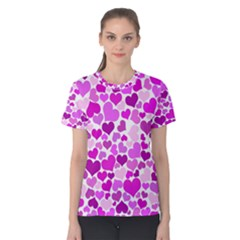 Heart 2014 0930 Women s Cotton Tees
