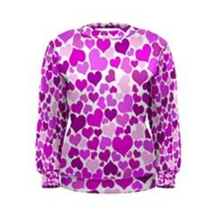 Heart 2014 0930 Women s Sweatshirts