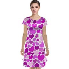 Heart 2014 0930 Cap Sleeve Nightdresses