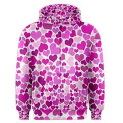 Heart 2014 0931 Men s Zipper Hoodies