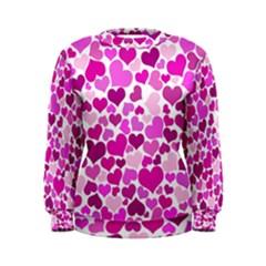Heart 2014 0931 Women s Sweatshirts