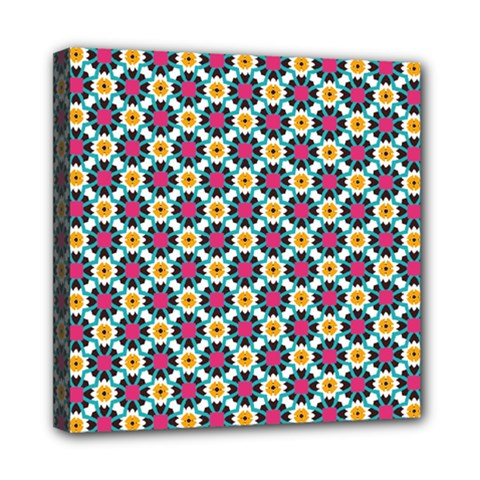 Cute Pattern Gifts Mini Canvas 8  X 8