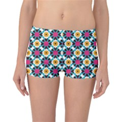 Cute Pattern Gifts Boyleg Bikini Bottoms