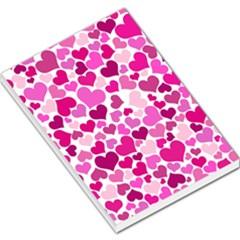 Heart 2014 0932 Large Memo Pads