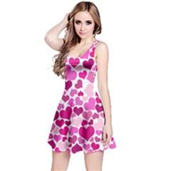 Heart 2014 0932 Reversible Sleeveless Dresses