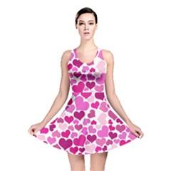 Heart 2014 0932 Reversible Skater Dresses