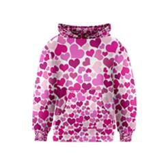 Heart 2014 0932 Kid s Pullover Hoodies