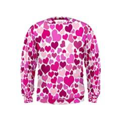 Heart 2014 0932 Boys  Sweatshirts