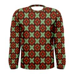 Cute Pattern Gifts Men s Long Sleeve T-shirts