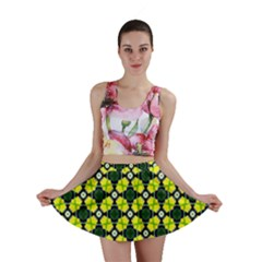 Cute Pattern Gifts Mini Skirts