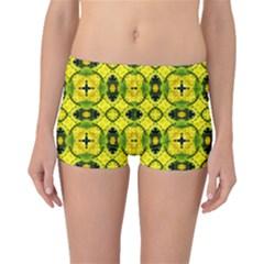 Cute Pattern Gifts Boyleg Bikini Bottoms