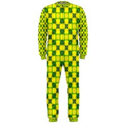 Cute Pattern Gifts OnePiece Jumpsuit (Men)
