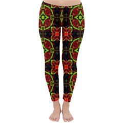 Cute Pattern Gifts Winter Leggings